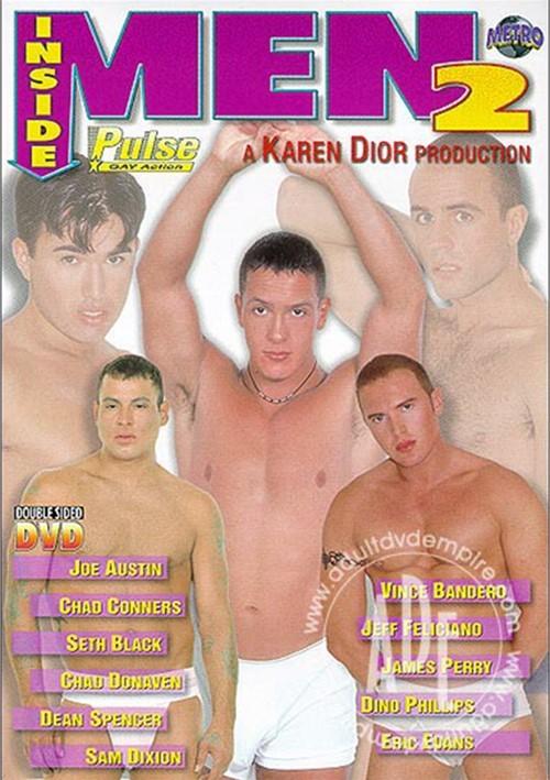 Inside Men 2 Boxcover