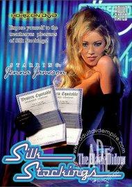 Silk Stockings: The Black Widow Porn Video