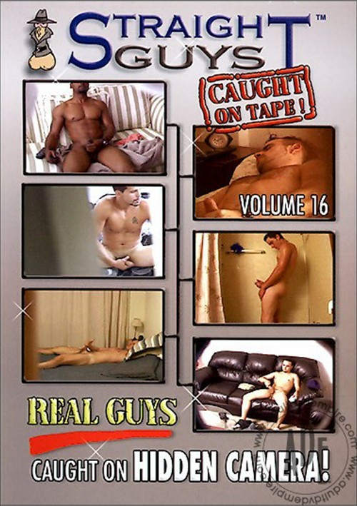 Straight Guys Caught On Tape! Vol. 16 Boxcover