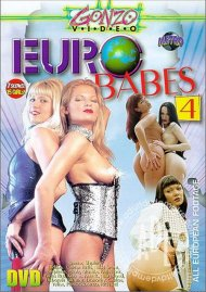 Euro Babes 4 Porn Movie