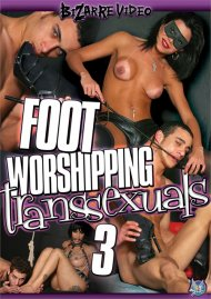 Foot Worshipping Transsexuals 3 Porn Video