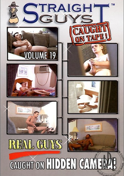 Straight Guys Caught On Tape! Vol. 19 Boxcover