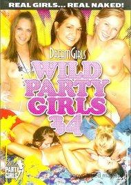 Dream Girls: Wild Party Girls #34 Porn Video