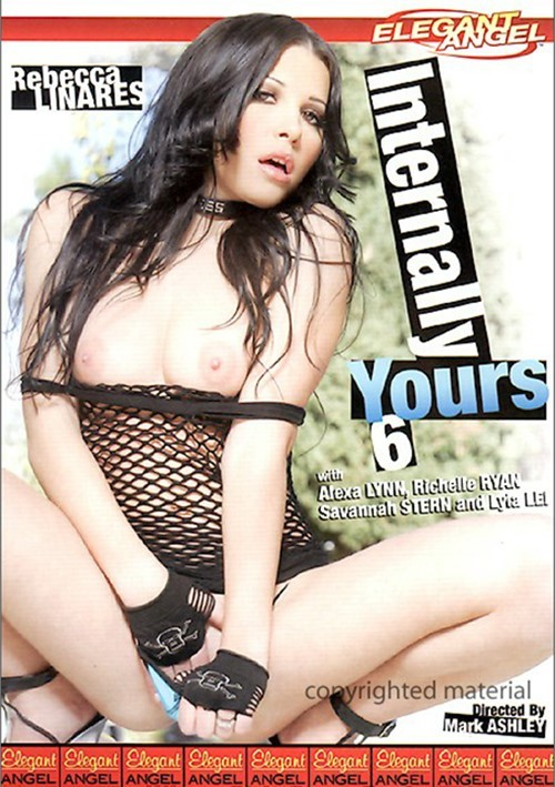 Internally Yours 6 Boxcover