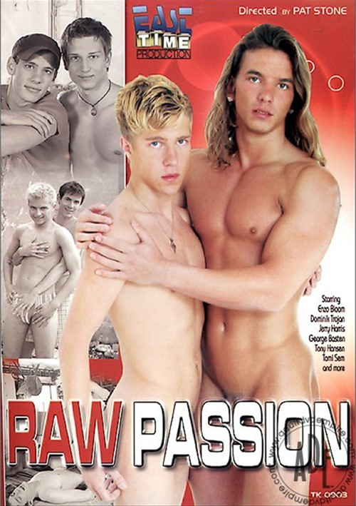 Raw Passion Boxcover