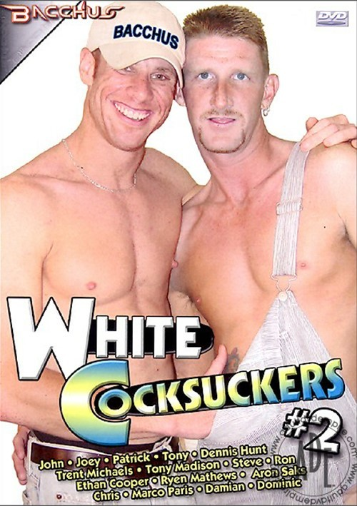 White Cocksuckers #2 Boxcover