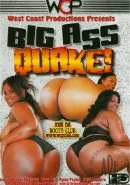 Big Ass Quake! Porn Video