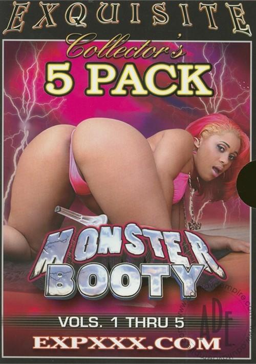 Monster dvd on demand adult