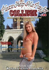 Please Help Me Pay For College Vol. 26 Porn Movie