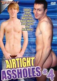 Airtight Assholes #4 Porn Movie