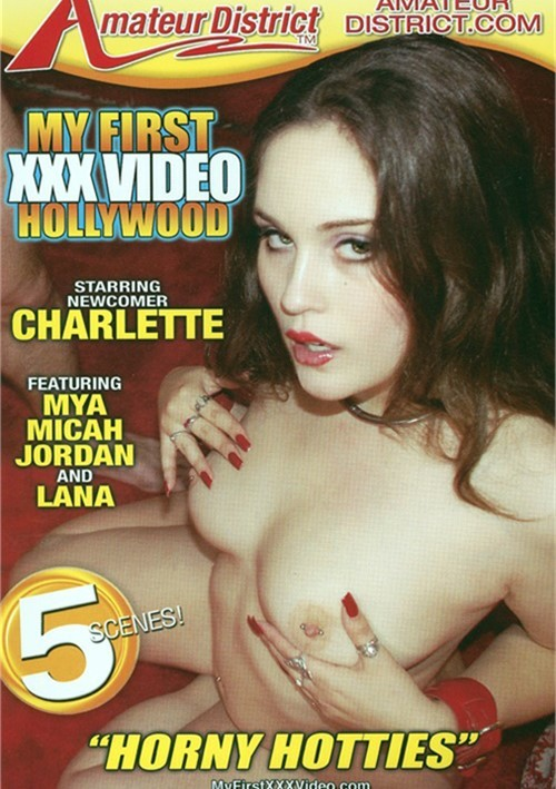 Hollwood XXX-videot