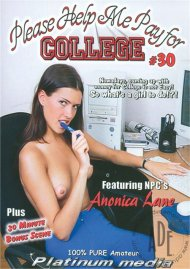 Please Help Me Pay For College Vol. 30 Porn Movie