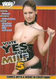 Vote Yes For MILF 5 image