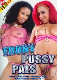Ebony Pussy Pals image