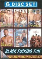 Black Fucking Fun (6-Pack) Gay Porn Movie