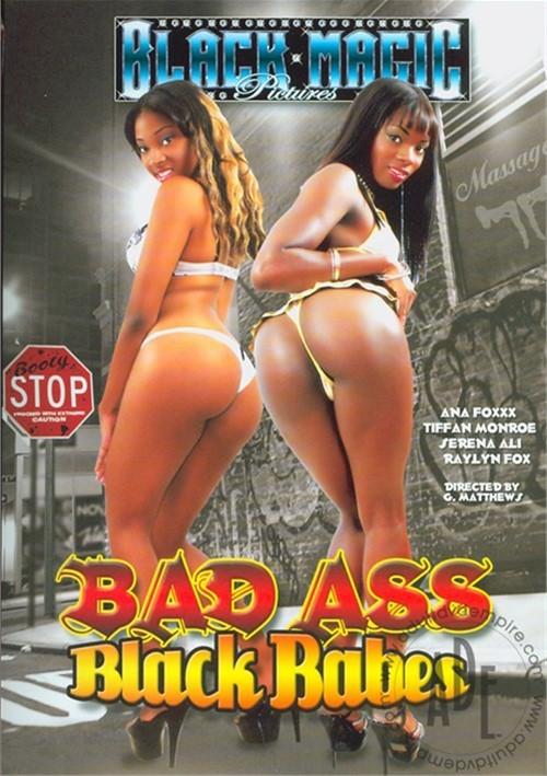 Back door black babes 11