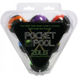 Zolo: Pocket Pool - 6 pack