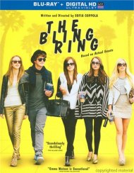 Bling Ring, The (Blu-ray + UltraViolet) Gay Cinema Movie