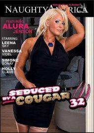 Seduced By A Cougar Vol. 32