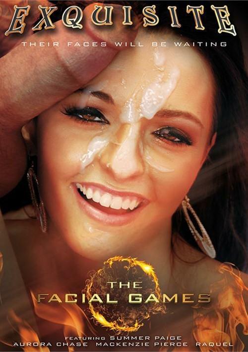 Facial Games, The Boxcover