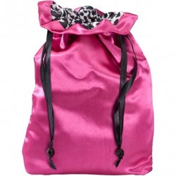 Sugar Sak: Designer Toy Bag  - Pink - Large Sex Toy