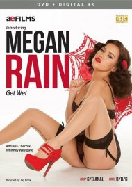 Megan Rain: Get Wet (DVD + Digital 4K)