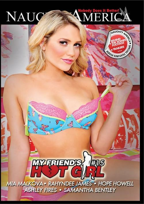 My Friends Hot Girl Vol. 15