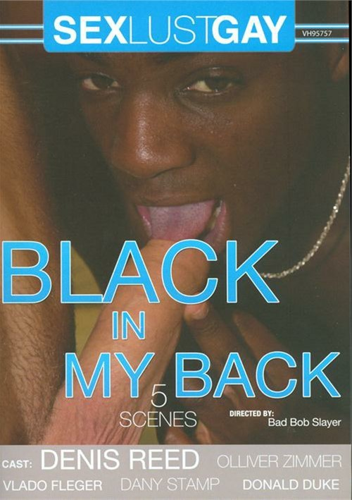 Black In My Back Boxcover
