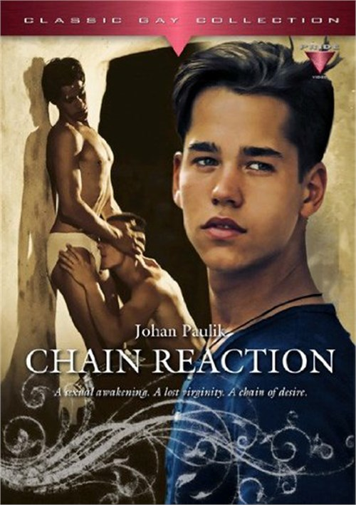 The Chain Reaction Cover