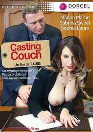 Casting Couch streaming porn video from Marc Dorcel.