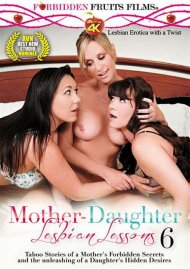 Mother-Daughter Lesbian Lessons 6  image