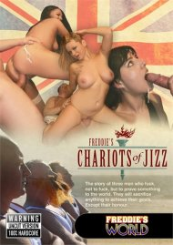 Freddie's Chariots Of Jizz Porn Video