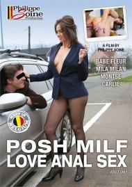 Posh MILF Love Anal Sex Porn Video