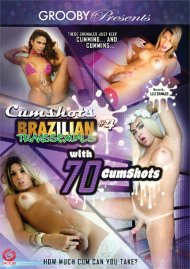 Cumshots #4: Brazilian Transsexuals Porn Video