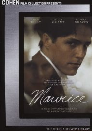 Maurice gay cinema DVD from E1 Entertainment.