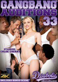 Gangbang Auditions #33 Porn Video