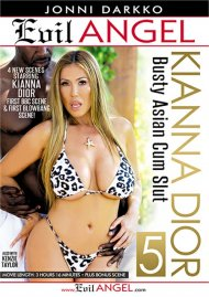 Kianna Dior: Busty Asian Cum Slut 5 HD porn video from Evil Angel.