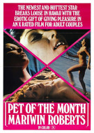 Pet of the Month: Mariwin Roberts Porn Video