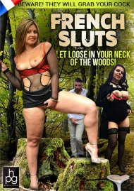 French Sluts Let Loose in Your Neck of the Woods Porn Video
