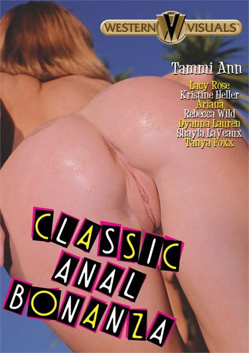 Classic Anal Bonanza Tammi Ann Classic All Sex