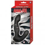 Anal Ease Rotating P-spot Vibe - Black Sex Toy