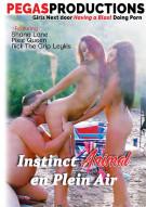 Instinct animal en Plein Air Porn Video