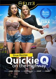True Stories: Quickie on the Highway HD porn video from Jacquie et Michel ELITE.