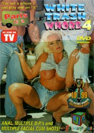 White Trash Whore 4 Porn Video