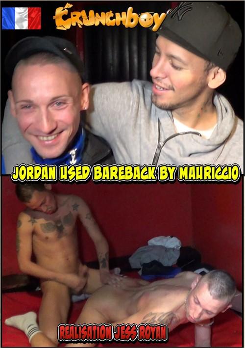 Jordan Used Bareback by Mauriccio Boxcover
