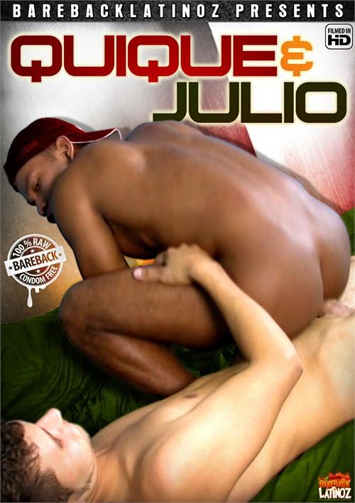 Quique & Julio Boxcover