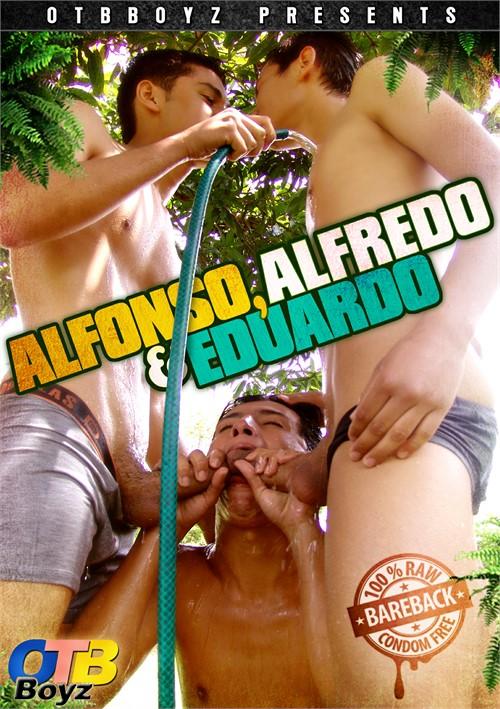 Alfonso, Alfredo & Eduardo Boxcover