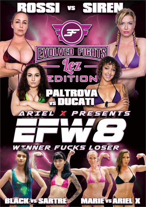 EFW8: Winner Fuck Loser – Lez Edition