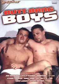 Butt Bang Boys Porn Movie