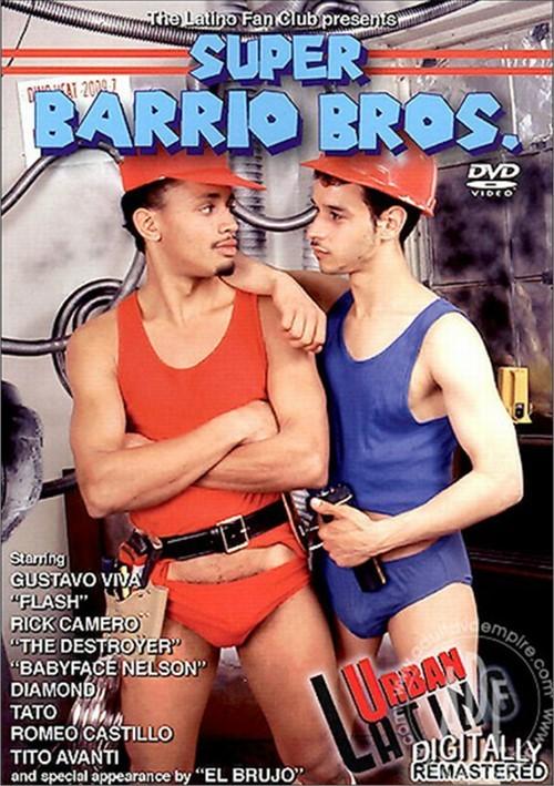 Super Barrio Bros. Boxcover